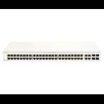 D-Link DBS-2000-52 network switch Managed Gigabit Ethernet (10/100/1000) Grey