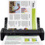 Epson WorkForce DS-360W ADF scanner 600 x 600 DPI A4 Black