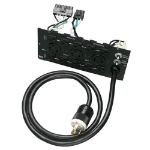 Tripp Lite SUPDM12 electrical connector assembly