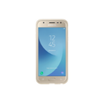 Samsung EF-AJ330TFEGWW Cover Gold mobile phone case