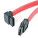 StarTech.com 18in SATA to Left Angle SATA Serial ATA Cable - F/F