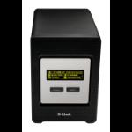 D-Link DNS-343 storage drive enclosure
