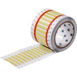 Brady PermaSleeve Heatex Yellow Polyolefin 7.6 cm 10000 pc(s)