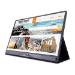 "ASUS MB16AC pantalla para PC 39,6 cm (15.6"") Full HD LED Plana Brillo Gris"