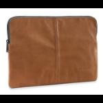 "Decoded DA3SS13BN notebook case 33 cm (13"") Sleeve case Brown"