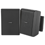 Bosch LB20-PC30-5D loudspeaker 2-way 75 W Black Wired