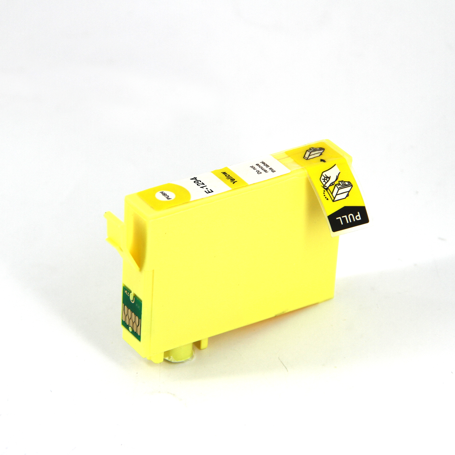Compatible Epson T1294 Apple Yellow Ink Cartridge