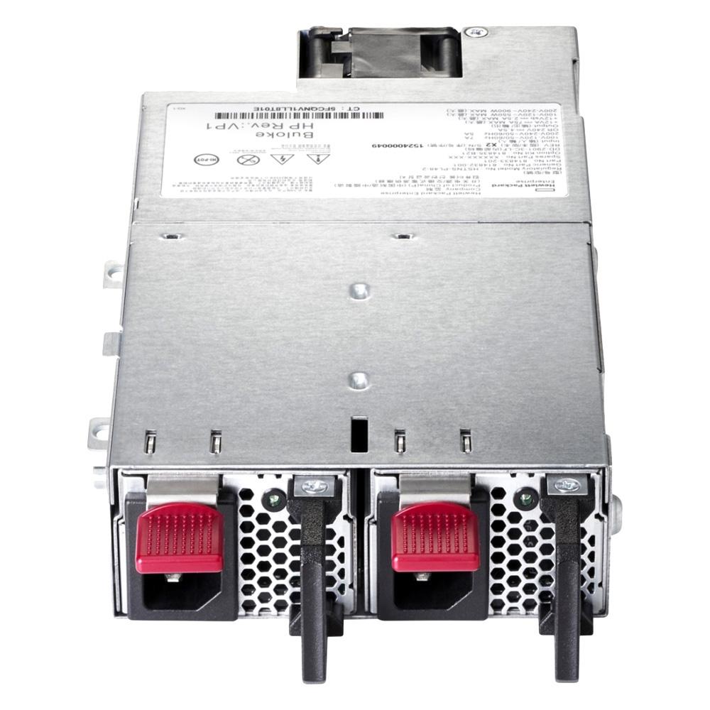HPE 900W AC 240VDC Redundant Power Supply Kit (820792-B21)