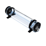 Bitspower BP-WTZM250P-BK hardware cooling accessory Transparent