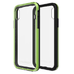 "LifeProof SLΛM 5.8"" Cover Black, Green, Transparent"