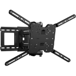 "Sanus Systems VuePoint F180c 70"" Black flat panel wall mount"
