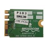 Hewlett Packard Enterprise Broadcom 802.11n dualband PCIe x1 Card