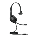 Jabra Evolve2 30, UC Mono Headset Head-band USB Type-A Black 23089-889-979
