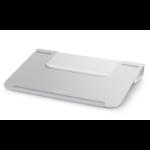 Deepcool U Hub 15.6' Notebook Cooler Hub/Stand, Aluminium Panel, 1x USB 3.0 Input, 4x USB 3.0 Out, Silver/Gre