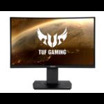 "ASUS TUF Gaming VG24VQ 59.9 cm (23.6"") 1920 x 1080 pixels Full HD LED Black"