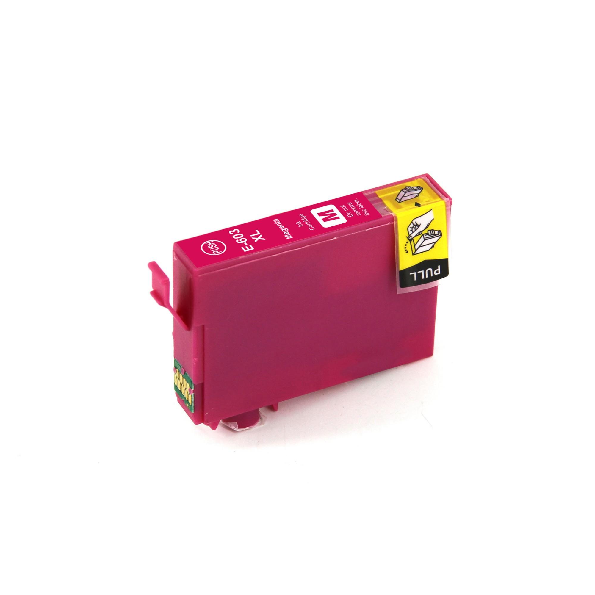 Compatible Epson 603XL Starfish Magenta Ink Cartridge
