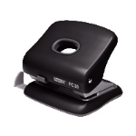 Rapid FC30 30sheets Black hole punch