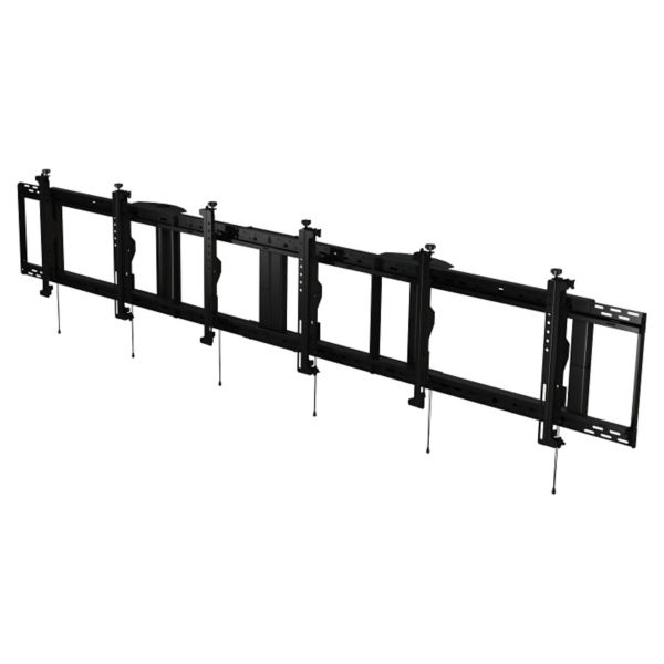 Peerless Ceiling Mounted Menu Board 3x1  40-42 INCH Displays. Requires poles/ceiling plates