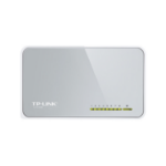 TP-LINK 8-Port 10/100Mbps Desktop Switch Unmanaged network switch White