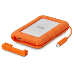LaCie STFS1000401 external solid state drive 1000 GB Orange,White
