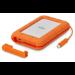 LaCie STFS1000401 unidad externa de estado sólido 1000 GB Naranja, Blanco