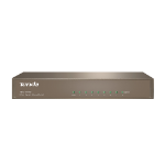 Tenda TEG1008D wired router Grey