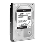 Western Digital Black 4000GB Serial ATA III hard disk drive