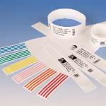Zebra 10005007 printer label White