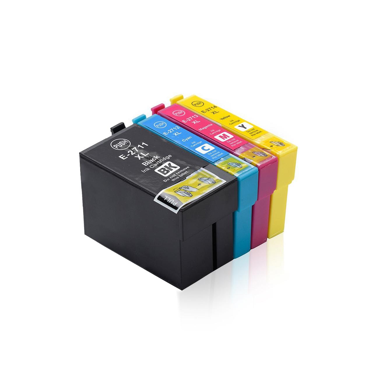 Compatible Epson T2715 Alarm Clock Ink Cartridge Multipack