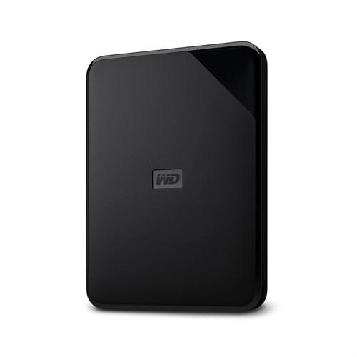 Western Digital Elements SE external hard drive 500 GB Black