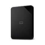 Western Digital Elements SE external hard drive 500 GB Black