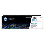 HP 206X Original Cyan 1 pc(s)