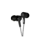 Ghia SPK-1416 Dentro de oído Biauricular Alámbrico Negro auricular para móvil dir