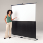 "Metroplan Eyeline Movielux projection screen 2.06 m (81"") 16:10"