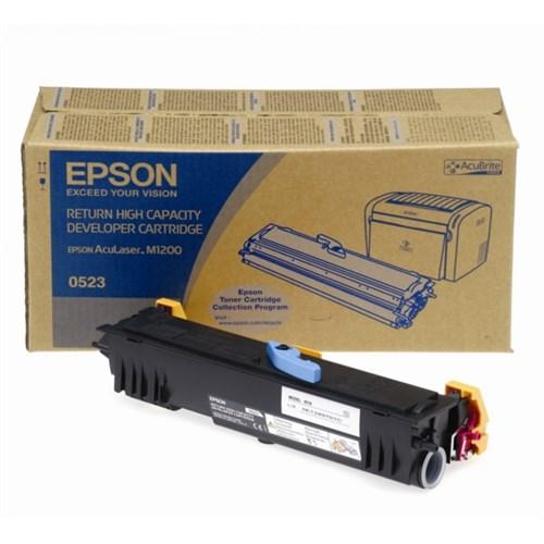 Epson C13S050523 (0523) Toner black, 3.2K pages @ 5% coverage