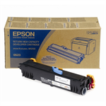 Epson C13S050523 (0523) Toner black, 3.2K pages @ 5% coverage