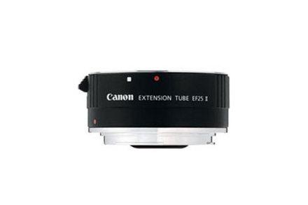 Canon EF 25 II camera lens adapter