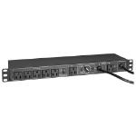 Tripp Lite PDUB151U power distribution unit (PDU) 6 AC outlet(s) 1U Black