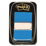 Post-It 680-23 tab index Blank tab index Polyester Blue