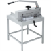 IDEAL GUILLOTINE 4705 MANUAL + STAND