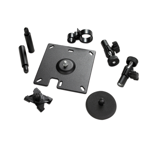 APC Surface Mounting Brackets for NetBotz Room Monitor Appliance/Camera Pod Black