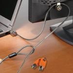 Fujitsu MicroSaver Twin 2.2m cable lock