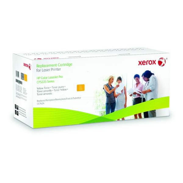 Xerox 106R02263 compatible Toner yellow, 7.3K pages @ 5% coverage (replaces HP 307A)