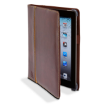 "Maroo Saddle Brown 9.7"" Folio Brown"