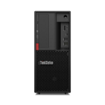 Lenovo ThinkStation P330 Tower Gen 2 Intel Xeon E E-2224 16 GB DDR4-SDRAM 512 GB SSD Black Workstation Windows 10 Pro for Workstations