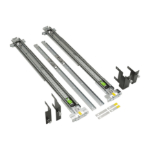 Hewlett Packard Enterprise z6/8 Adjustable Rail Rack Flush Mount Kit
