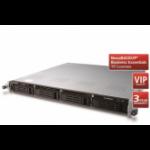 Buffalo TeraStation 1400 Ethernet LAN Zwart, Zilver NAS