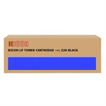 Ricoh 403074 (TYPE 220) Toner black, 7.5K pages @ 5% coverage