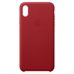 "Apple MRWQ2ZM/A mobile phone case 16.5 cm (6.5"") Cover Red"