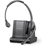 Plantronics Savi W710 Monaural Head-band Black